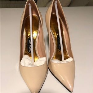 Tom Ford pointed pumps